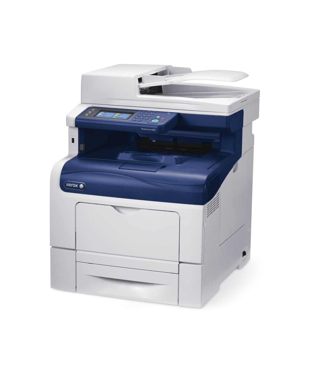 WorkCentre 6605DN - Multifunktionsdrucker - Farbe