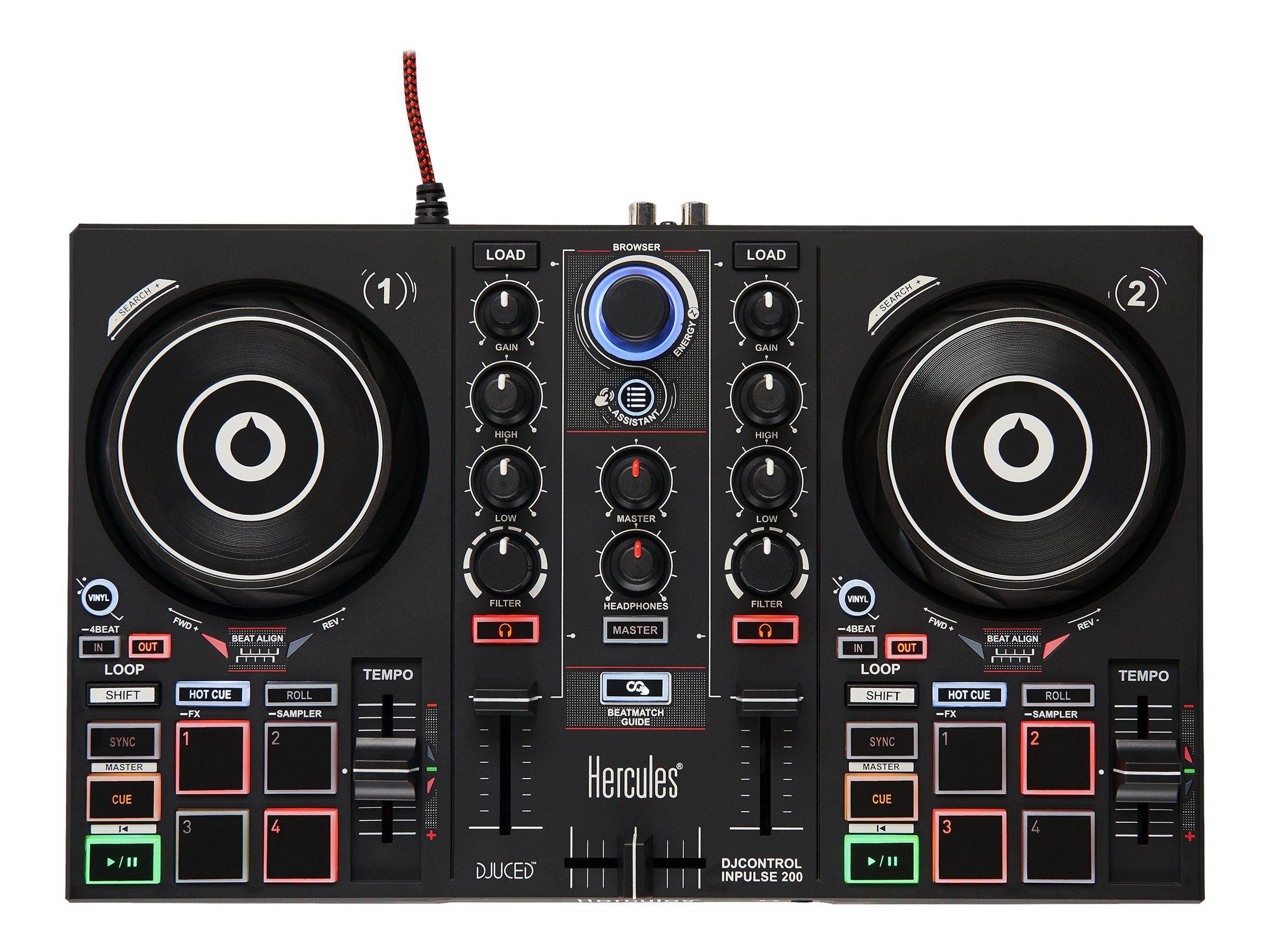 Hercules DJ Control Inpulse 200 - DJ-Regler