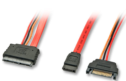 Lindy 33638 - Serial ATA-Kabel