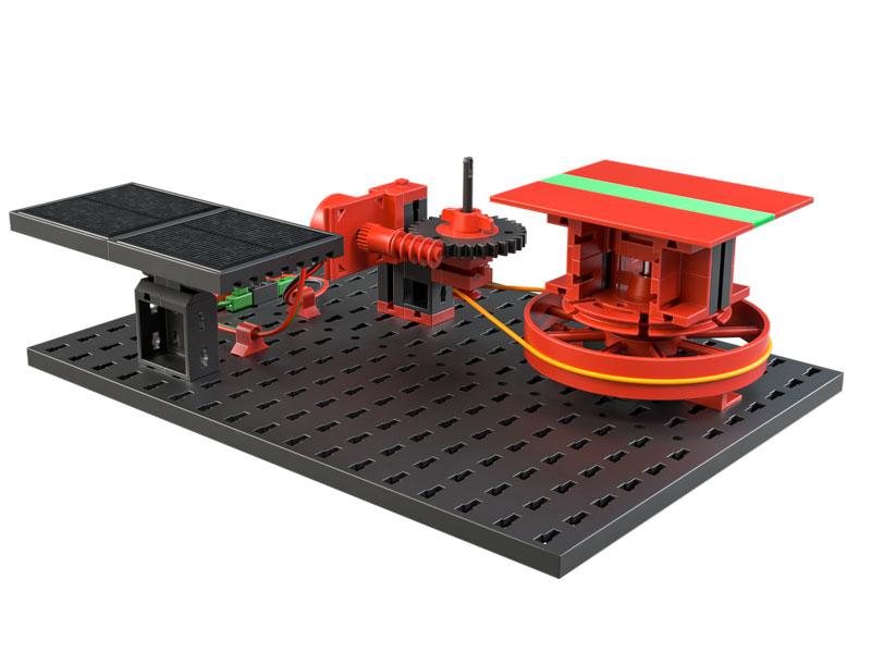 fischertechnik Green Energy - Bausatz - Junge - 343 Stück(e)