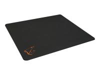 AMP500 Schwarz - Orange Spiel-Mauspads