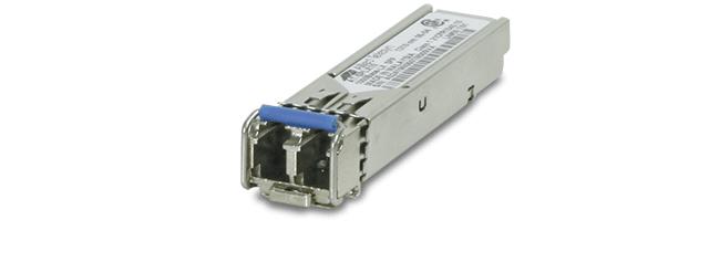 Allied Telesis AT SPLX10 - SFP (Mini-GBIC)-Transceiver-Modul - LC-Monomode