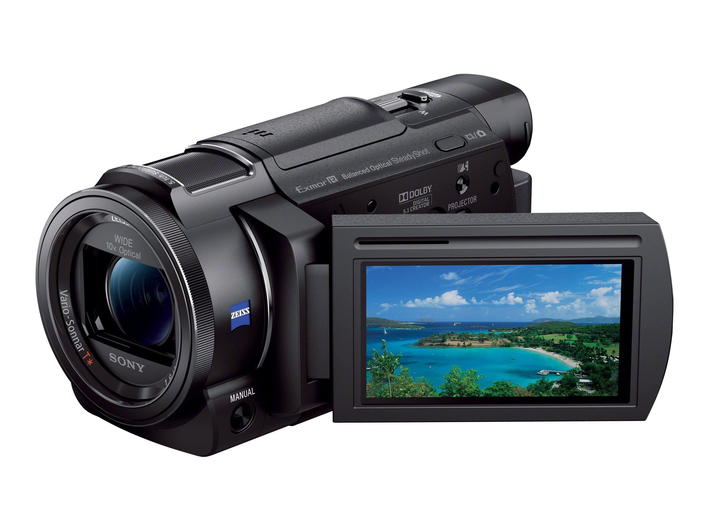 Sony Handycam FDR-AX33 - Camcorder