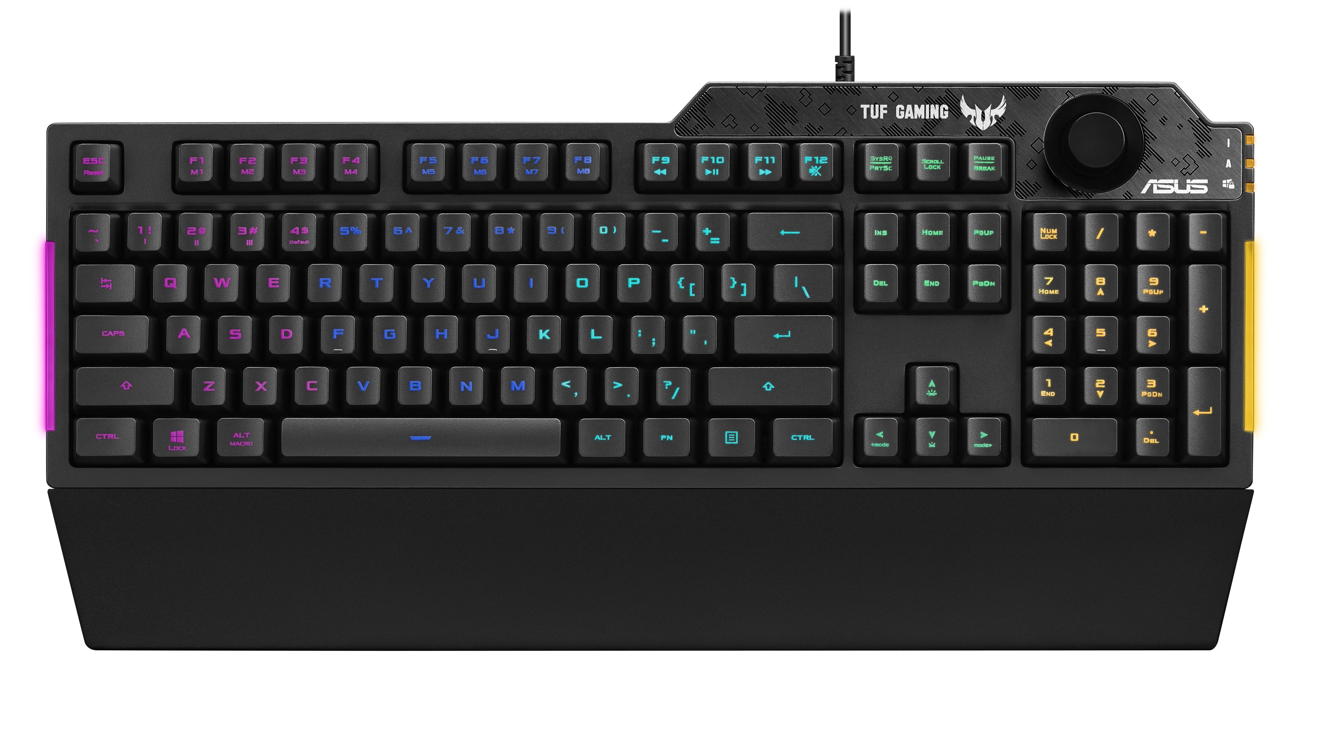 ASUS Tas Asus TUF Gaming Combo K1 Keyboard+ M3 Maus dt.