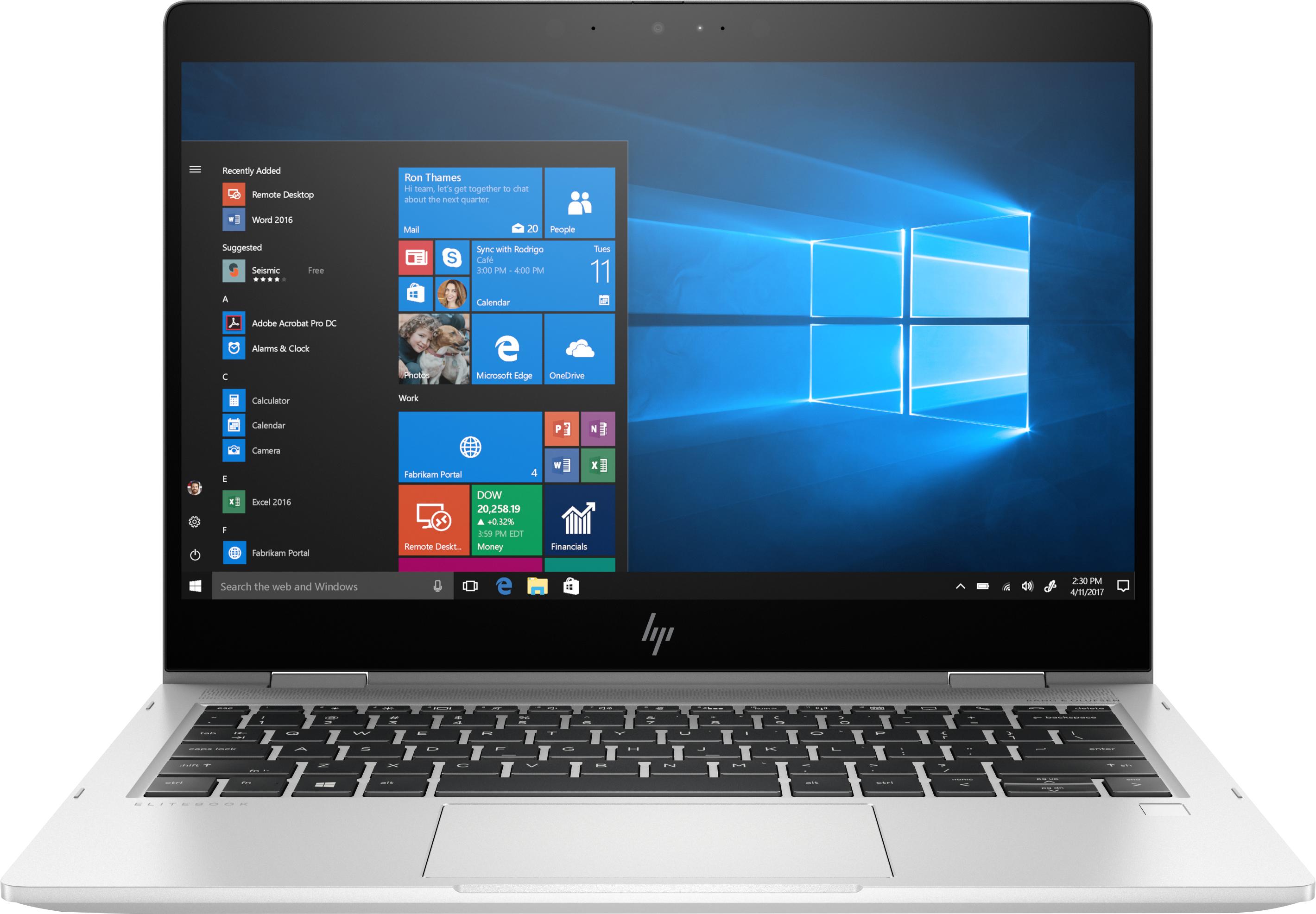 HP EliteBook x360 830 G6 - Intel® Core™ i5 der achten Generation - 1,6 GHz - 33,8 cm (13.3 Zoll) - 1920 x 1080 Pixel - 8 GB - 512 GB