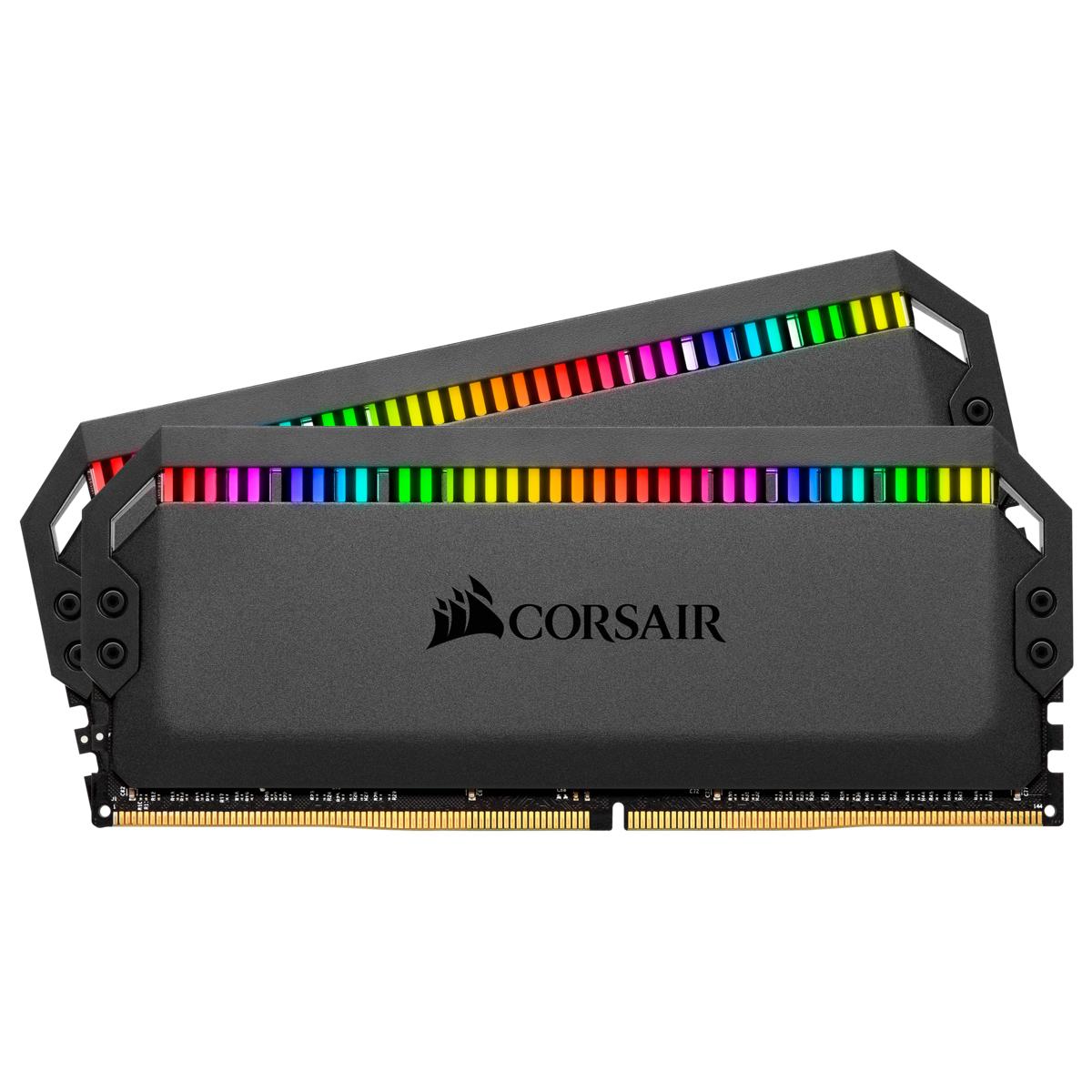 Corsair Dominator CMT32GX4M2D3600C18 - 32 GB - 2 x 16 GB - DDR4 - 3600 MHz