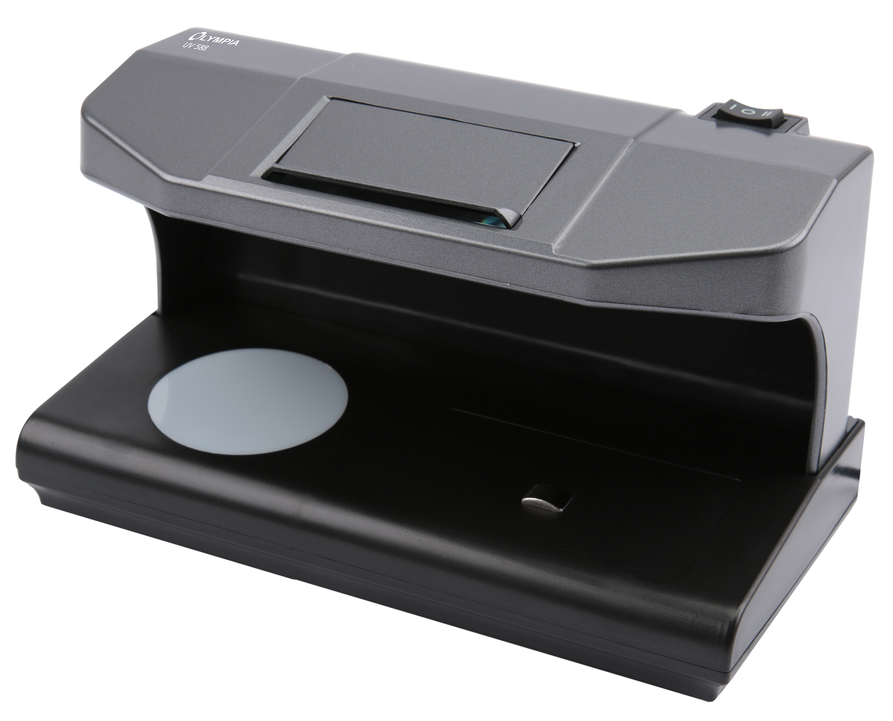 Olympia UV 588 - Geldscheinprüfer - Falschgelderkennung - Schwarz