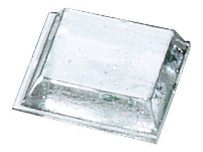 3M Bumpon - Selbstklebender Puffer - durchsichtig (Packung mit 40)