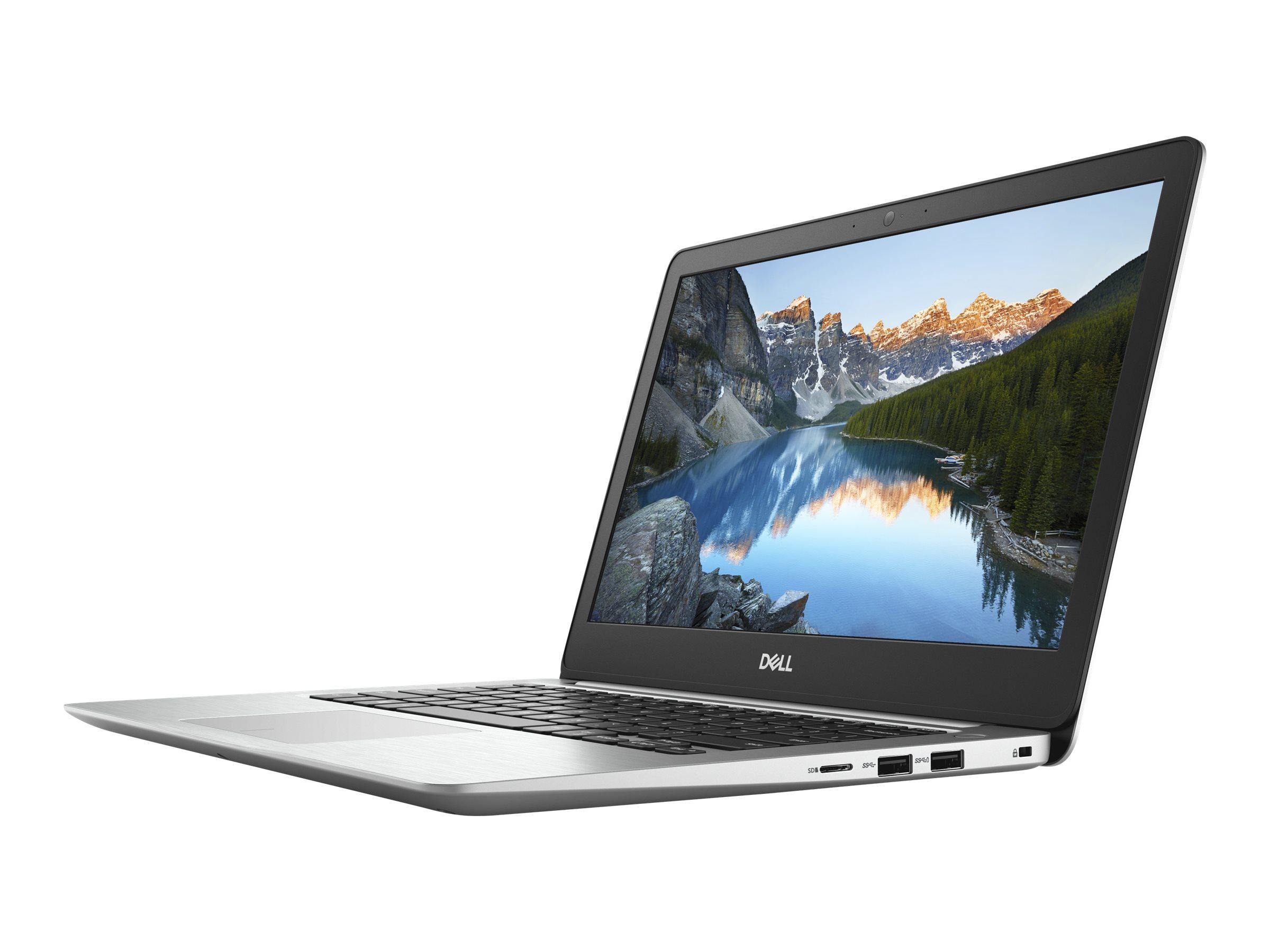 """Dell Inspiron 5370 - Core i3 8130U / 2.2 GHz - Win 10 Home 64-Bit - 4 GB RAM - 128 GB SSD - 33.6714 cm (13.3"""")"""