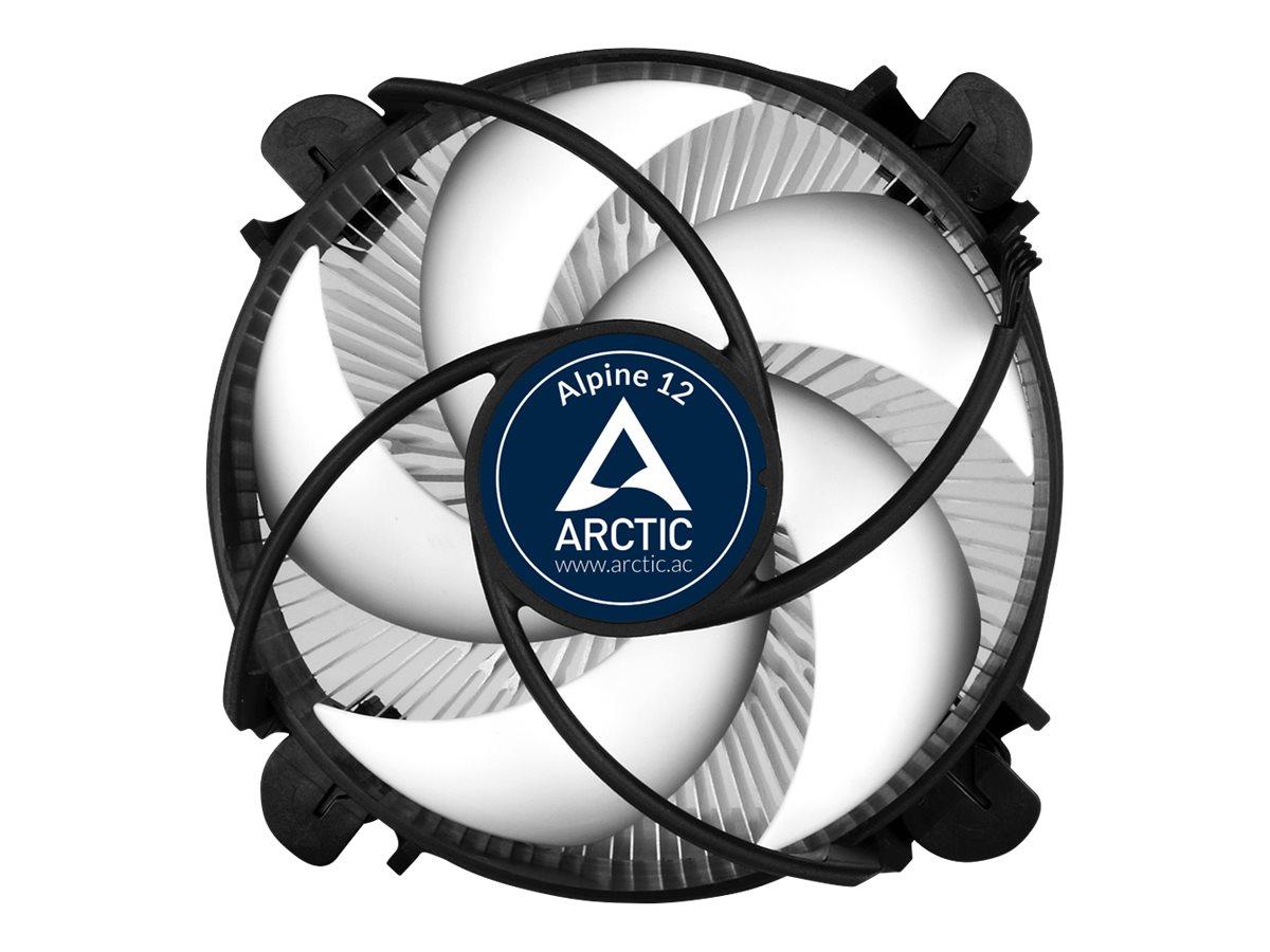 Arctic Alpine 12 - Prozessork?hler - (f?r: LGA1156, LGA1155, LGA1150, LGA1151)