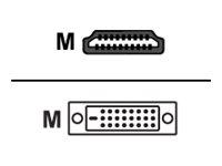 Sharkoon Videokabel - Dual Link - HDMI (M)