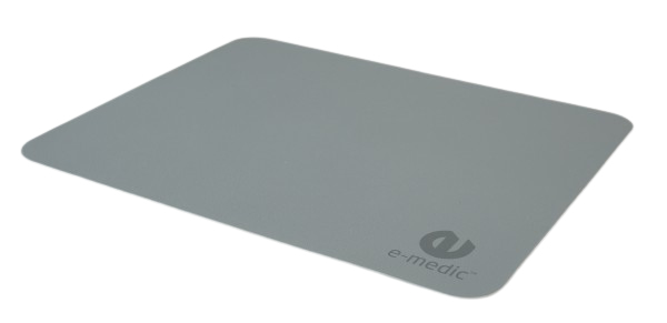 Vorschau: Baaske e-medic - Grau - Einfarbig - Silikon - Anti-Rutsch-Basis