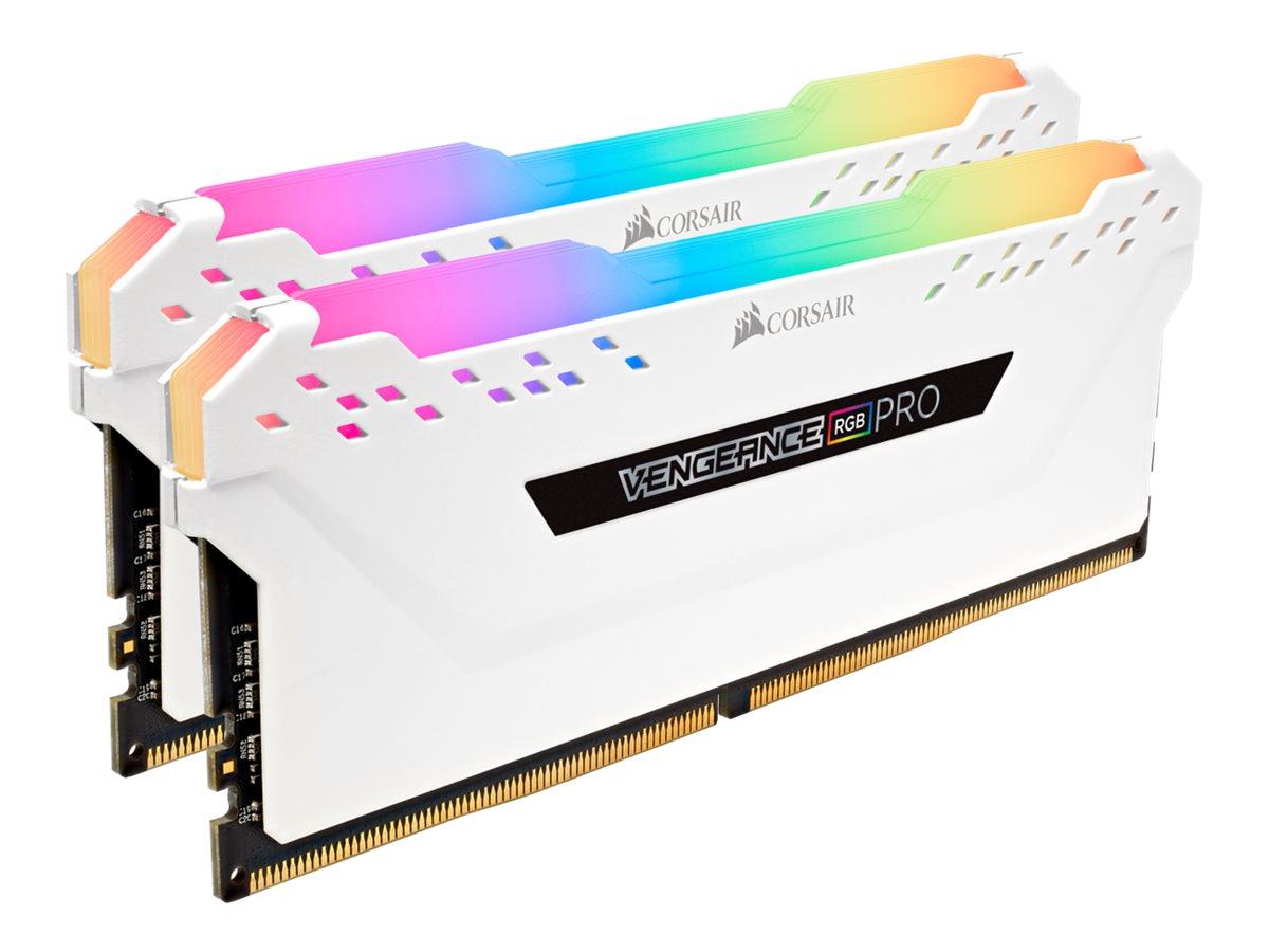 Corsair Vengeance RGB PRO - DDR4 - kit - 16 GB: 2 x 8 GB
