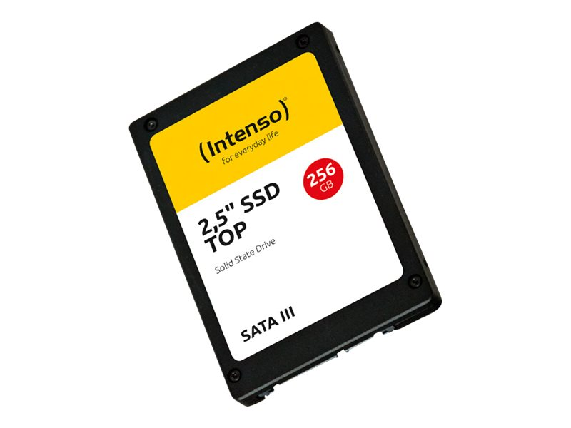 "Intenso Top Performance - 256 GB SSD - intern - 2.5"" (6.4 cm)"