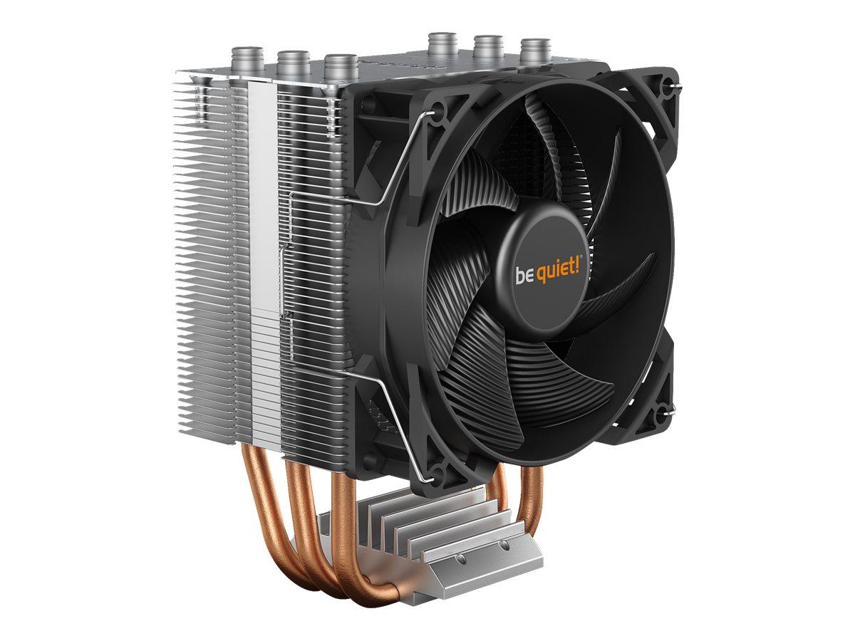 Vorschau: Be Quiet! Pure Rock Slim 2 - Prozessor-Luftkühler - (für: LGA1155, AM3+, LGA1150, LGA1151, AM4, LGA1200)