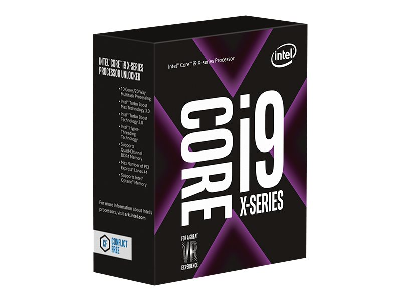 Intel Core i9 7920X X-series - 2.9 GHz