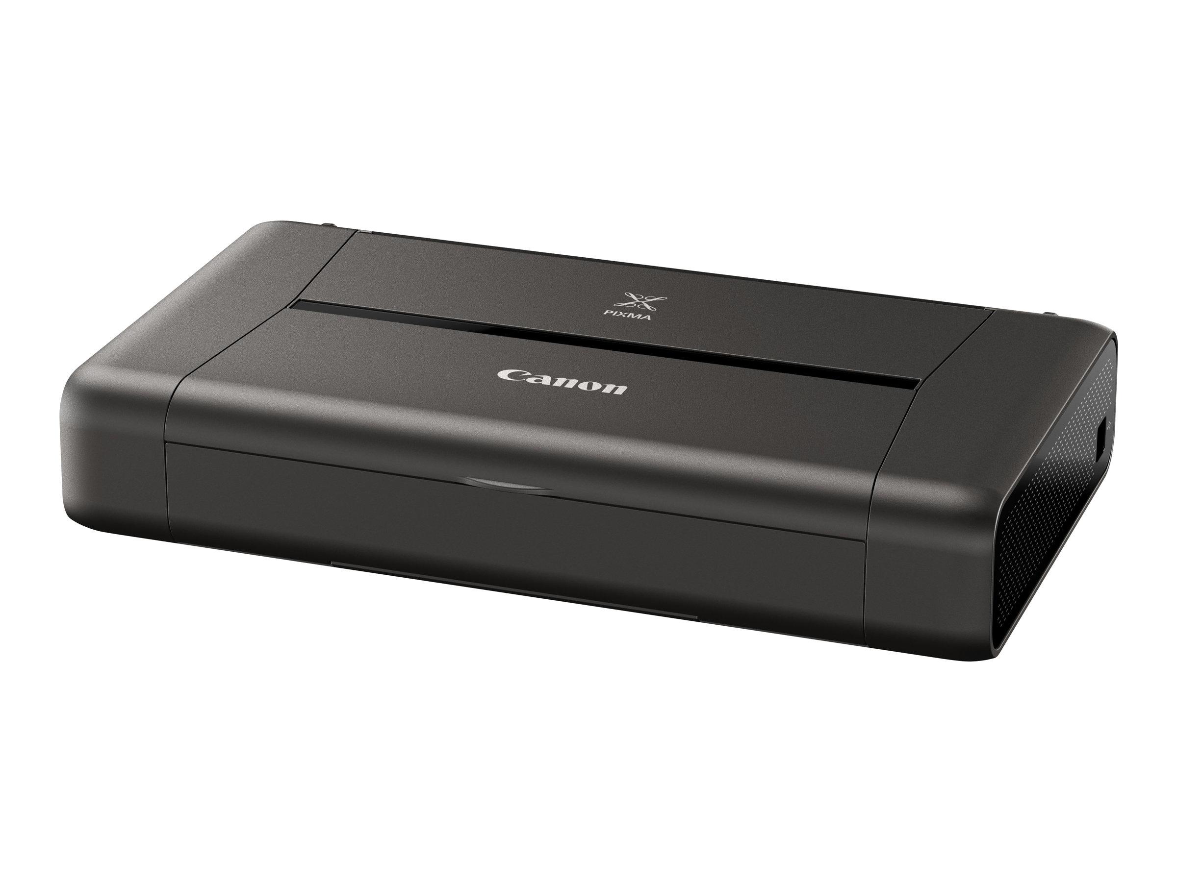 Canon PIXMA iP110 - Drucker - Farbe - Tintenstrahl - A4/Legal - bis zu 9 ipm (einfarbig)/