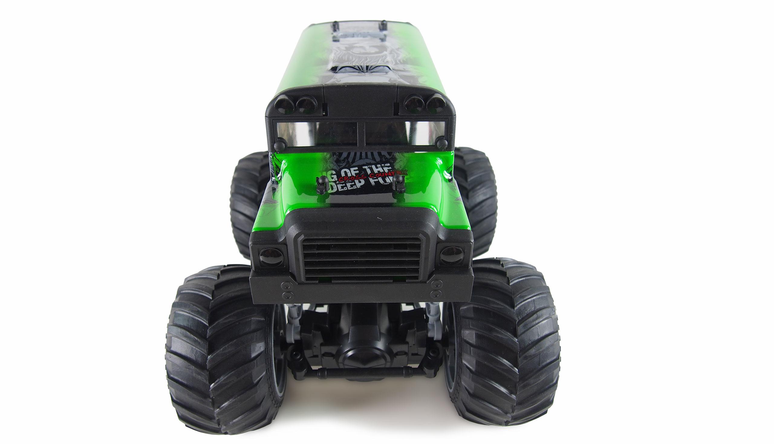 Amewi Crazy SchoolBus - Monstertruck - 1:16 - Junge - 6 Jahr(e) - 700 mAh - 1 kg