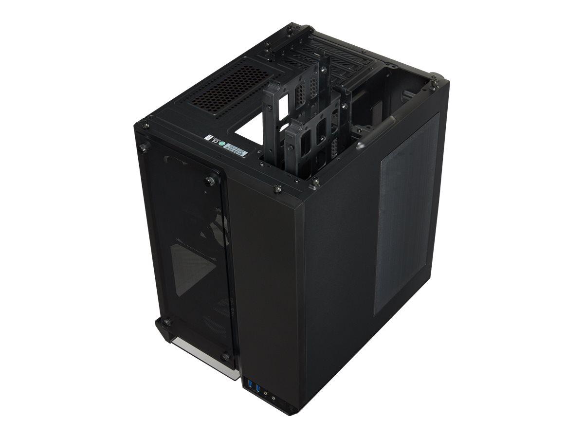 Corsair Crystal Series 280X - Tower - micro ATX - ohne Netzteil (ATX)