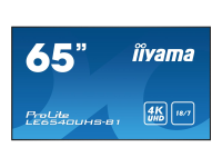 LE6540UHS-B1 - 164,1 cm (64.6 Zoll) - LED - 3840 x 2160 Pixel - 350 cd/m² - 4K Ultra HD - 16:9