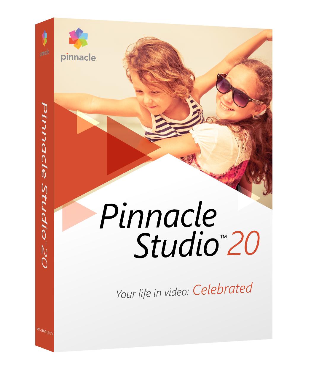 Corel Pinnacle Studio - (v. 20) - Box-Pack