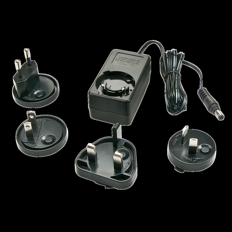 Lindy ECO Schaltnetzteil MC12V 1.25A Level VI Stecker 5.5/2.5mm