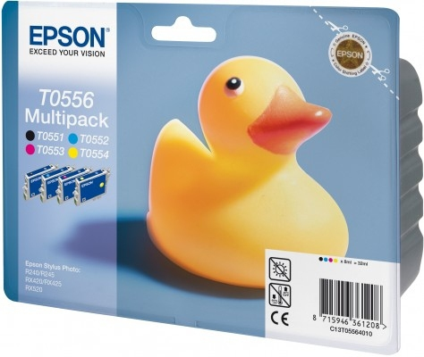 Epson Multipack - Druckerpatrone - 1 x Schwarz, Gelb, Cyan, Magenta