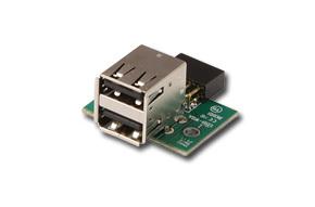 Lindy USB 2.0 Motherboard Header Adapter - USB-Adapter - 10 PIN IDC
