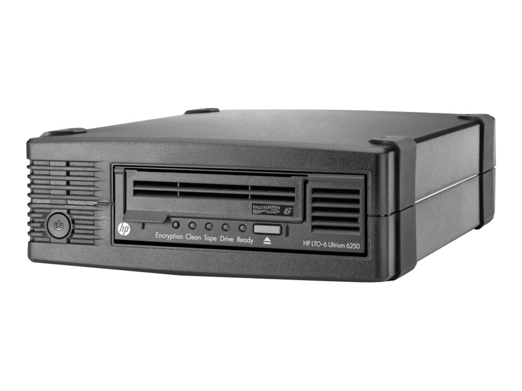 HP LTO-6 Ultrium 6250 Ext Tape Drive (EH970A)