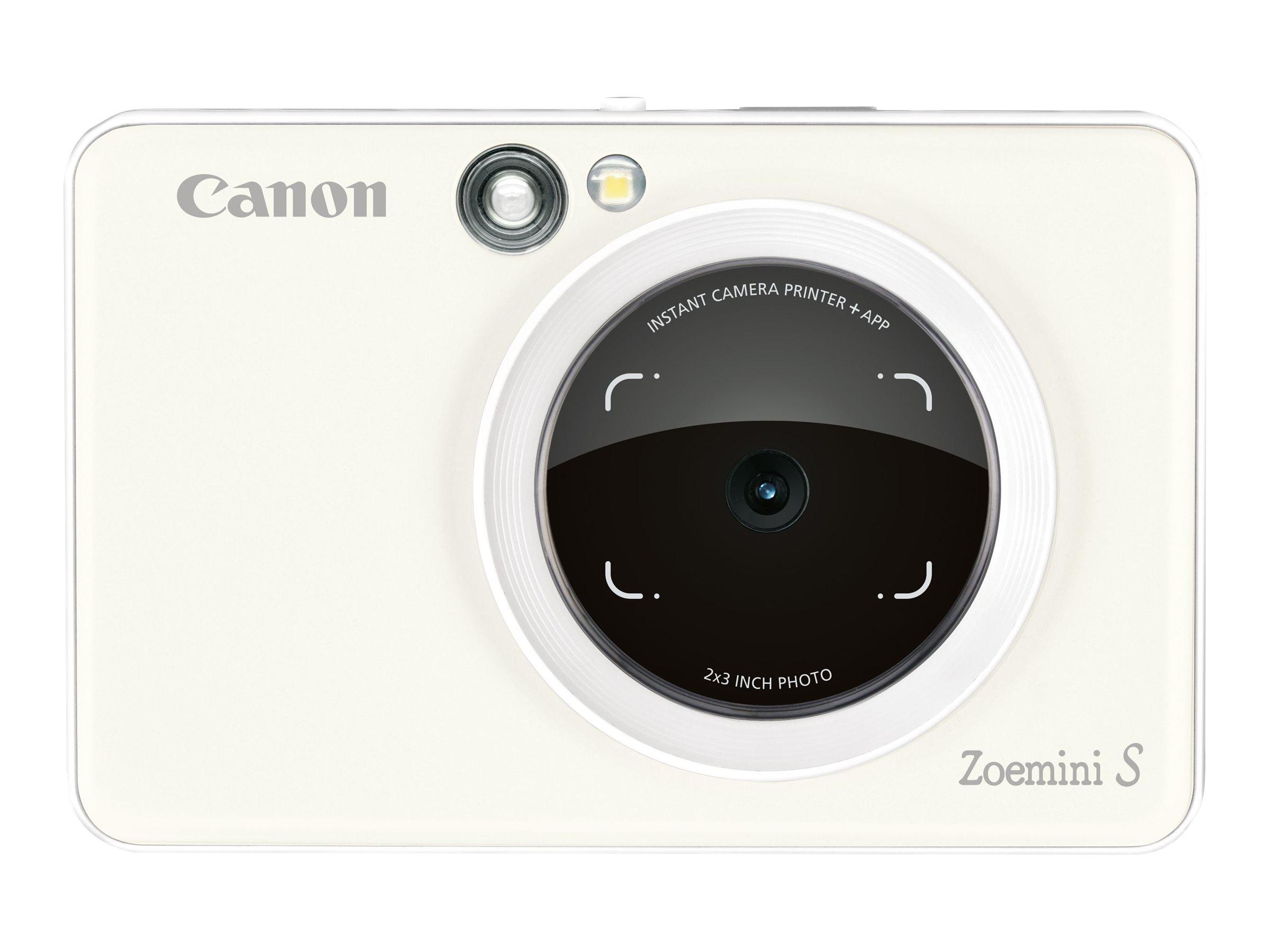 Canon Zoemini S - Digitalkamera - Kompaktkamera mit PhotoPrinter