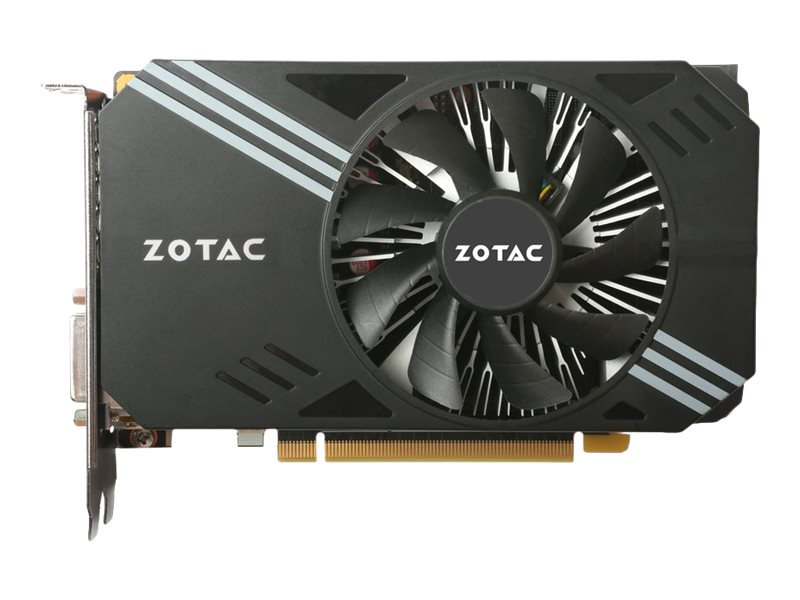 ZOTAC GeForce GTX 1060 Mini - GF GTX 1060