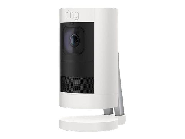 Ring Stick Up Cam Battery - 3rd Generation - Netzwerk-Überwachungskamera - Außenbereich, Innenbereich - wetterfest - Farbe (Tag&Nacht)