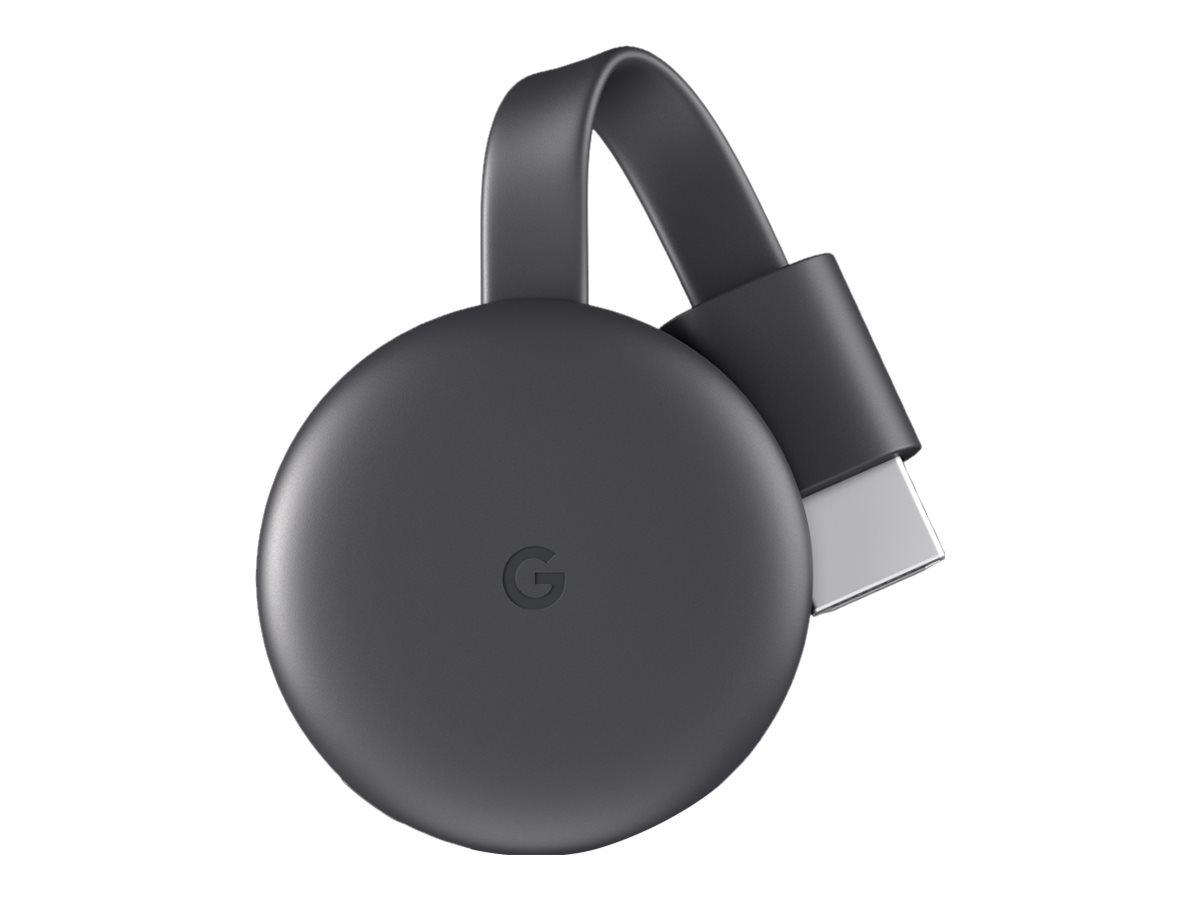 Google Chromecast 3 - Digitaler Multimedia-Receiver