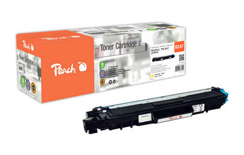Peach PT1069 - 2300 Seiten - Gelb - 1 Stück(e)