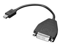 0B47090 Kabelschnittstellen-/adapter Mini-DisplayPort SL-DVI Schwarz