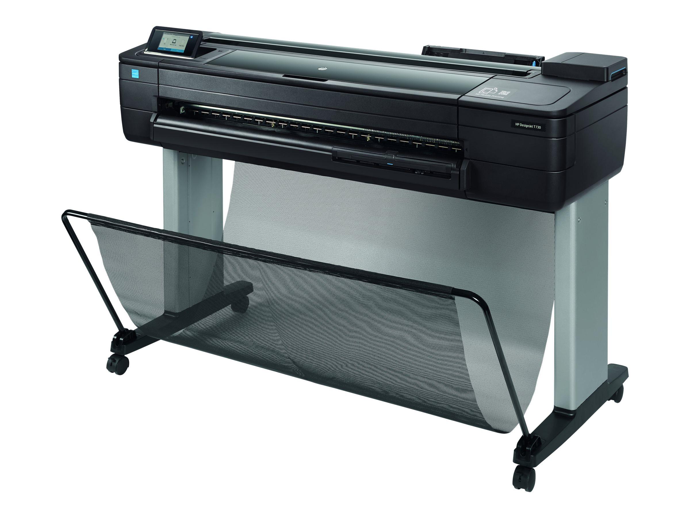 """Vorschau: HP DesignJet T730 - 914 mm (36"""") Großformatdrucker"""