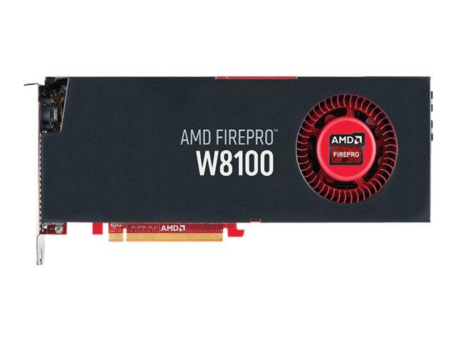 AMD FirePro W8100 - Grafikkarten