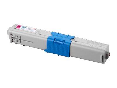 OKI Magenta - Original - Tonerpatrone - für OKI MC352, MC361, MC362, MC562