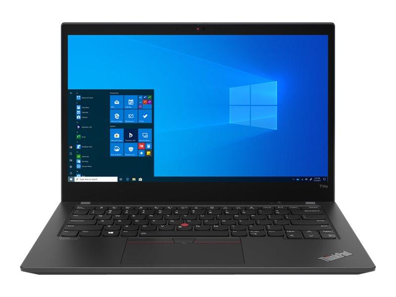"Lenovo ThinkPad T14s Gen 2 20WM - Core i5 1135G7 / 2.4 GHz - Evo - Win 10 Pro 64-Bit - 8 GB RAM - 256 GB SSD TCG Opal Encryption 2, NVMe - 35.6 cm (14"")"