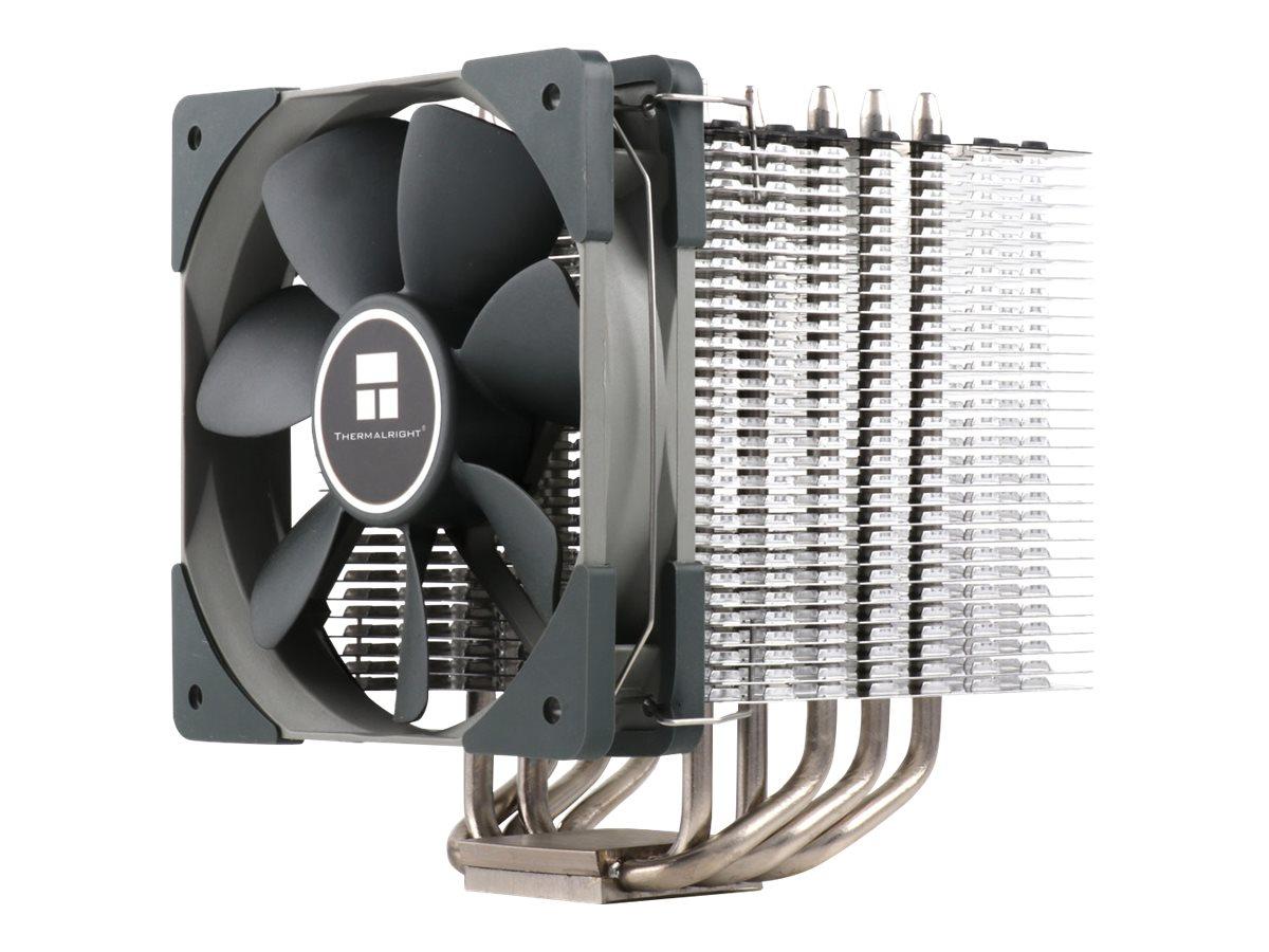 Thermalright Macho 120 Revision B - Prozessor-Luftkühler - (für: LGA775, LGA1156, AM2, AM2+, LGA1366, AM3, LGA1155, AM3+, LGA2011, FM1, FM2, LGA1150, FM2+, LGA2011-3, LGA1151, AM4, LGA2066)