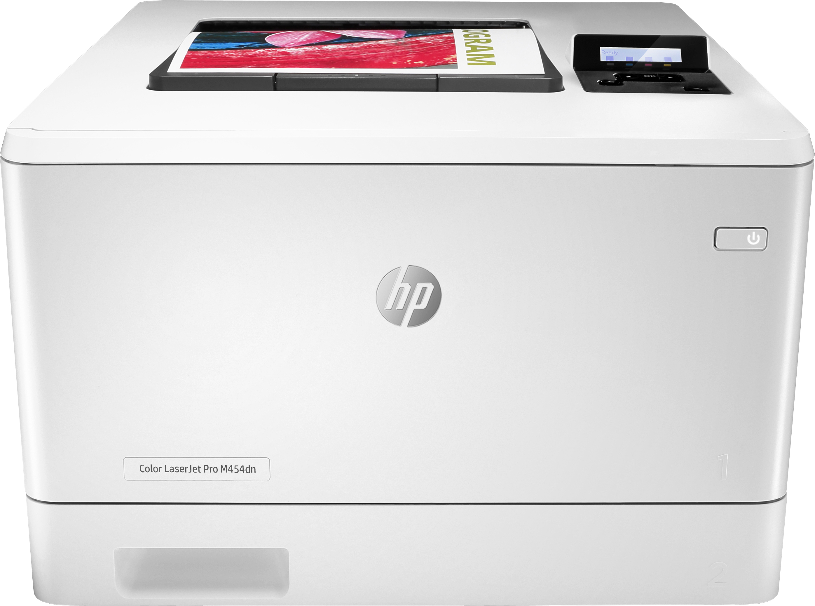 HP Color LaserJet Pro M454dn - Drucker - Laser/LED-Druck