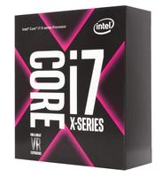 Core ® i7-7800X X-series Processor (8.25M Cache - up to 4.00 GHz) 3.5GHz 8.25MB L3 Box Prozessor