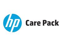Electronic HP Care Pack Pick-Up and Return Service - Serviceerweiterung - Arbeitszeit und Ersatzteile