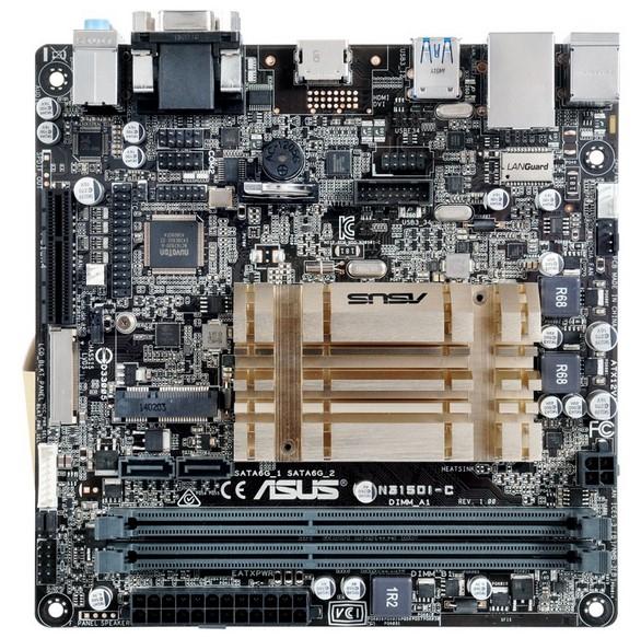 ASUS N3150I-C - Mainboard - Mini-ITX
