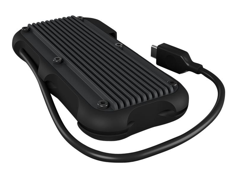 ICY BOX ICY BOX IB-1819M-C31 - Speichergehäuse - M.2 - M.2 NVMe Card - 10 Gbit/s - USB 3.1 (Gen 2)