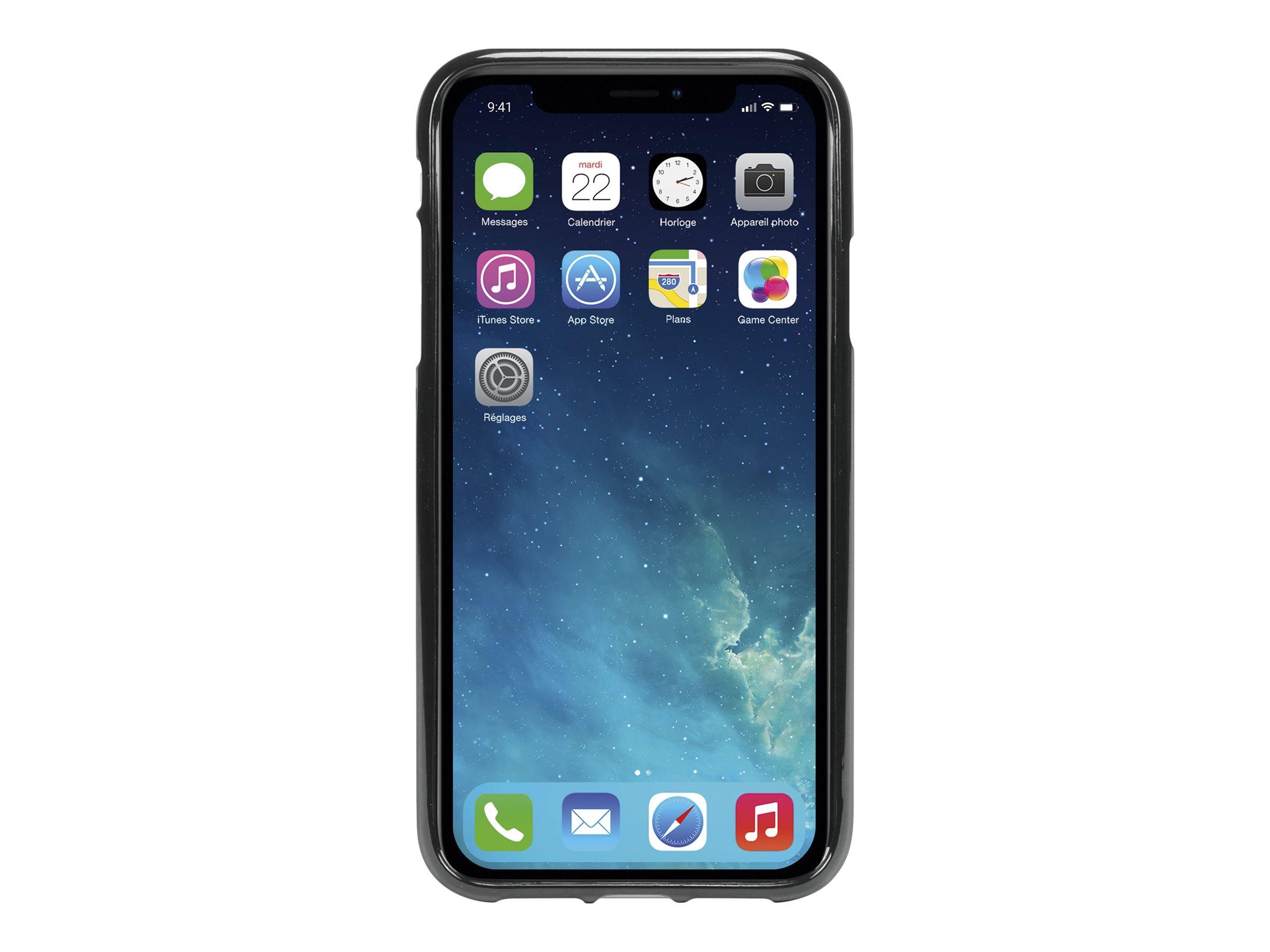Mobilis T-Series - Hintere Abdeckung für Mobiltelefon