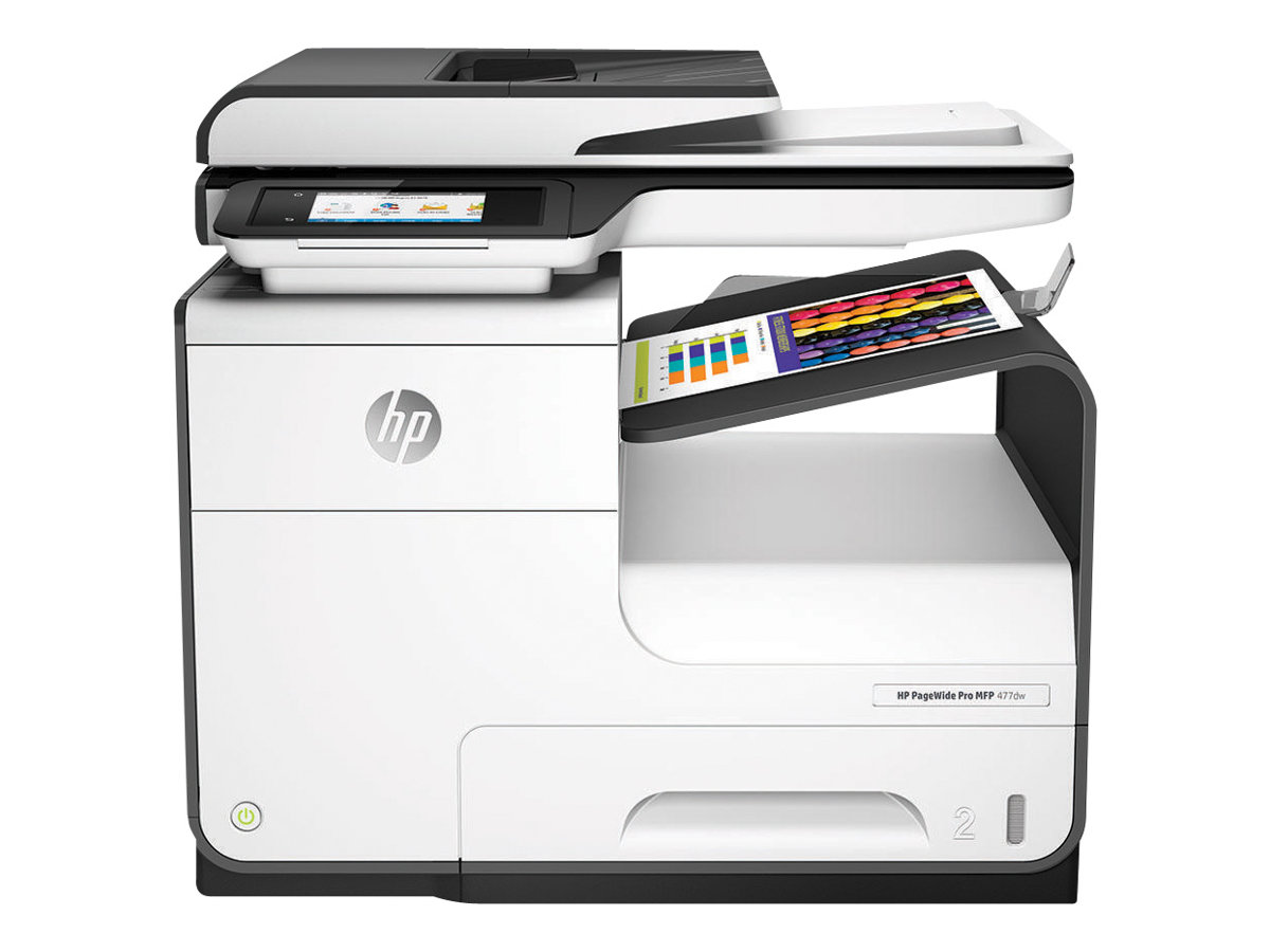 HP PageWide Pro MFP 477dw - Multifunktionsdrucker