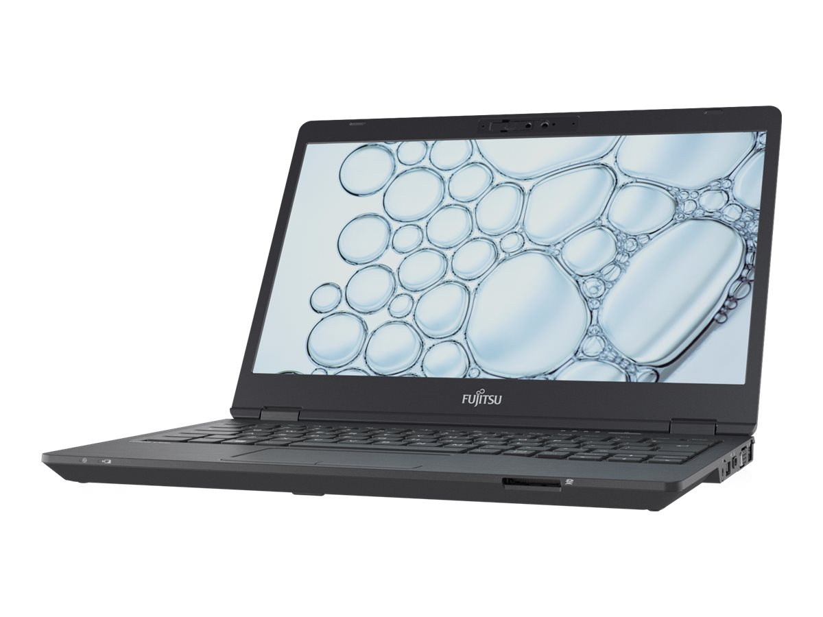 "Fujitsu LIFEBOOK U7310 - Core i5 10210U / 1.6 GHz - Win 10 Pro - 8 GB RAM - 512 GB SSD SED, TCG Opal Encryption, NVMe - 33.8 cm (13.3"")"