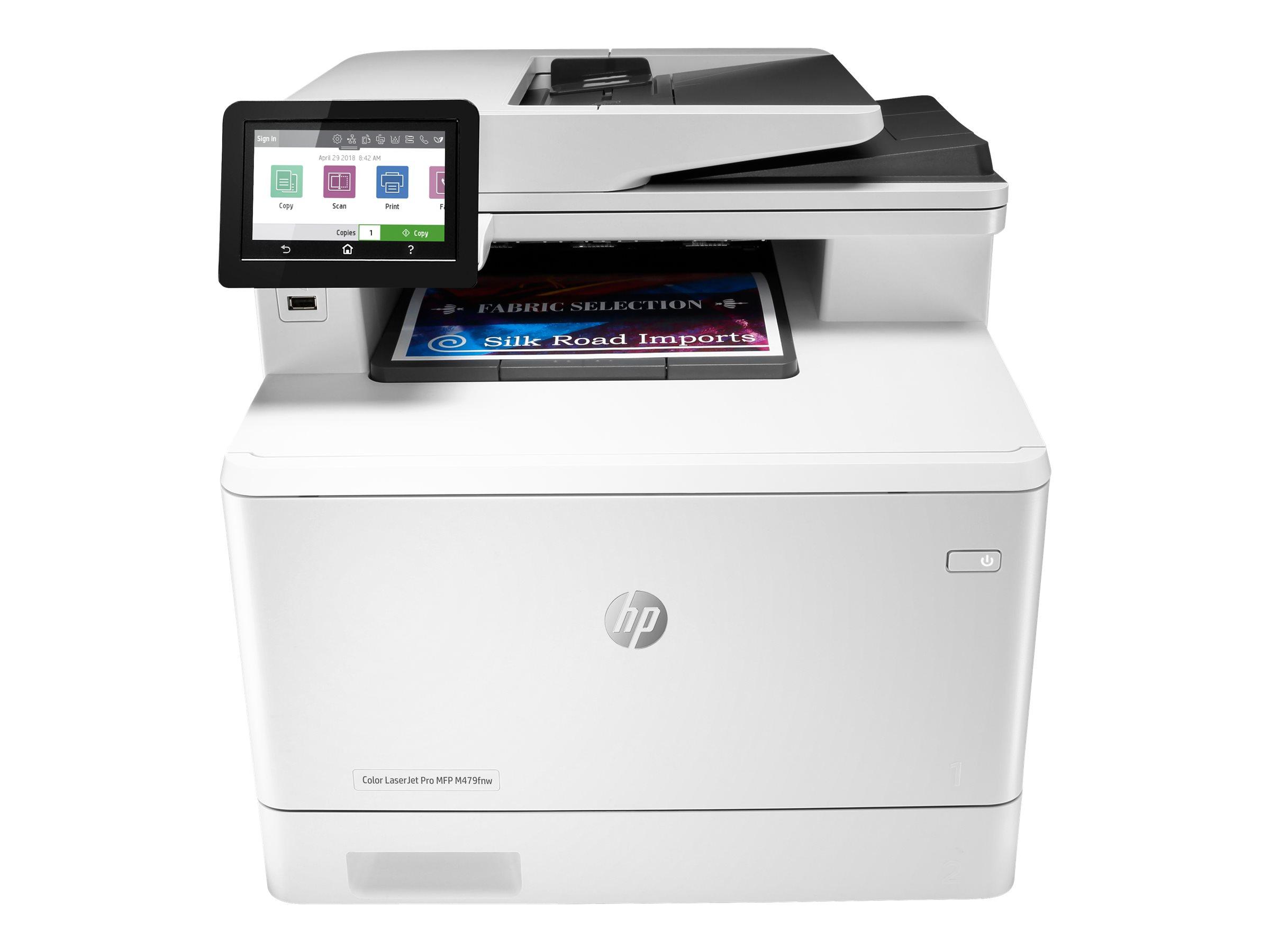 HP Color LaserJet Pro MFP M479fnw - Multifunktionsdrucker - Farbe - Laser - Legal (216 x 356 mm)