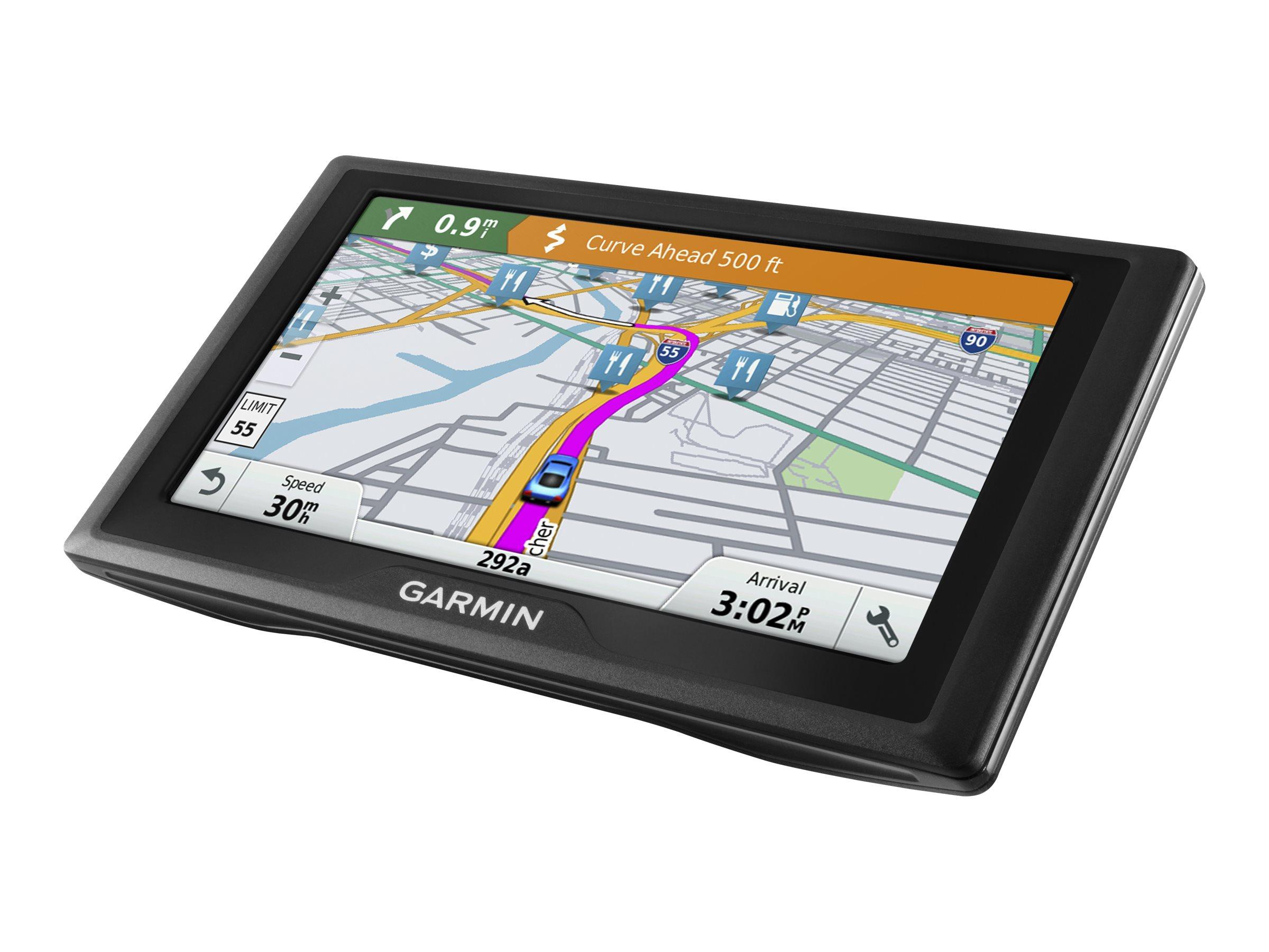 Garmin Drive 60LMT - GPS-Navigationsgerät